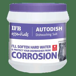 IFB Essentials Descaling Powder For Dishwasher (1kg, Autodish Salt, Red)_1