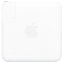 Apple 96 Watts Laptop Charging Power Adapter (USB-C, MX0J2HN/A, White)_1