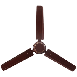 Usha Swift 120cm Sweep 3 Blade Ceiling Fan (High Lift Angle of Blade, 111148510W, Rich Brown)_1