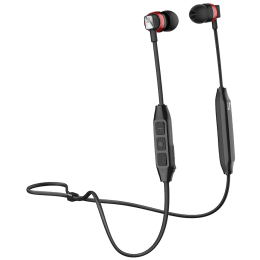 Sennheiser CX 120BT In-Ear Wireless Earphone with Mic (Bluetooth 4.1, 6 Hours of Battery Life, 508967, Black)_1