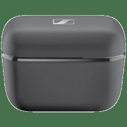 Sennheiser CX 400BT In-Ear Truly Wireless Earbuds with Mic (Bluetooth 5.1, Minimalist Design, 508900, Black)_1