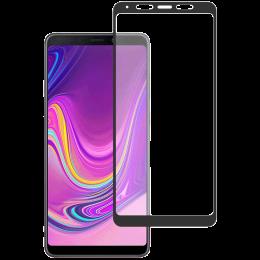 Stuffcool Mighty 2.5D Scratch Guard for Samsung Galaxy A9 (MGGP25DSGA918, Black)_1
