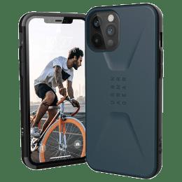 UAG Civilian TPU Back Case For iPhone 12 Pro Max (Compact and Flexible, X0018RJ1P7, Mallard)_1