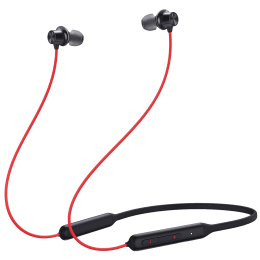 OnePlus Bullets Wireless Z Bass Edition In-Ear Wireless Earphone with Mic (Bluetooth 5.0, Quick Switch, 5481100054, Reverb Red)_1