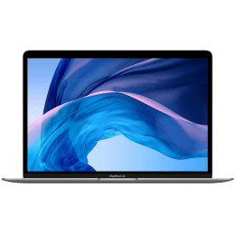 Apple MacBook Air (MGN63HN/A) M1 Chip macOS Big Sur Laptop (8GB RAM, 256GB SSD, Apple M1 GPU, 33.78cm, Space Grey)_1