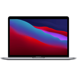Apple MacBook Pro (MYD82HN/A) M1 Chip macOS Big Sur Laptop (8GB RAM, 256GB SSD, Apple M1 GPU, 33.78cm, Space Grey)_1