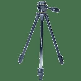 Vanguard Vesta 203AP 153.03cm Tripod For DSLR Camera, Mirrorless Camera (Up to 3.5 Kg, Anti-Slip Rubber Feet, Black)_1