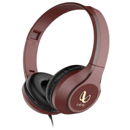 Infinity Wynd On-Ear Wired Headphone with Mic (Normal and Deep Bass Mode, 700, Red)_1