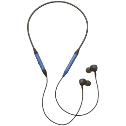 Samsung AKG Y100 In-Ear Wireless Earphone with Mic (Multi-Point Connectivity, GP-Y100HAHHBAC, Blue)_1