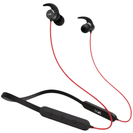 Boat Rockerz In-Ear Wireless Earphone with Mic (Bluetooth 5.0, Dynamic Driver, 258 Pro, Red)_1