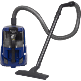 Panasonic Mega Cyclone 1600 Watts Canister Dry Vacuum Cleaner (2.0 Litres Tank, MC-CL561A145, Blue)_1
