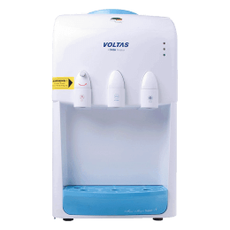 Voltas 3.9 Litres 3 Taps Top Load Water Dispenser (Minimagic Super T, White)_1