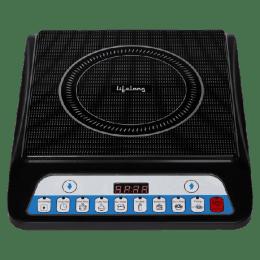 Lifelong Ceramic 2000 Watts Induction Cooktop (Push Button Control, LLIC12, Black)_1