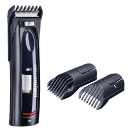 Babyliss Stainless Steel Blades Cordless Operation Trimmer (E695E, Blue)_1
