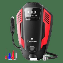 RNG Eko Green Digital 1205 Car Air Compressor (RNG-AIR-007, Black)_1