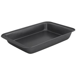 Sabichi Large Steel Loaf and Roaster Pan (195296, Black)_1