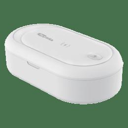 Portronics PuriFi 102 10 Watts Multifunctional UV Steriliser Box and Wireless Charger (POR 1132, White)_1