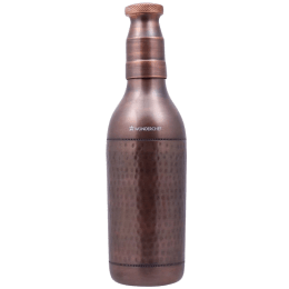 Wonderchef Cu Antique 1.5 Litre Copper Bottle (Anti-microbial, 63152900, Brown)_1
