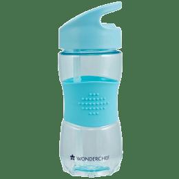 Wonderchef Sippy 350 ml Bottle (BPA-free, 63151605, Blue)_1