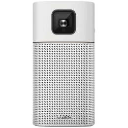 BenQ Portable WVGA LED Projector (200 ANSI Lumens, USB 3.0 (Type-C), Wifi Enabled, GV1, Silver)_1