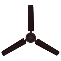 Hindware Thriver 120 cm Sweep 3 Blades Ceiling Fan (CF-THRIVER-48-BROW, Brown)_1