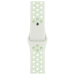 Apple Nike Sport Strap For Apple Watch 44 mm (MG3W3ZM/A, Spruce Aura/Vapour Green)_1