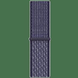 Apple Nike Sport Loop Strap For Apple Watch 44 mm (MGQK3ZM/A, Purple Pulse)_1