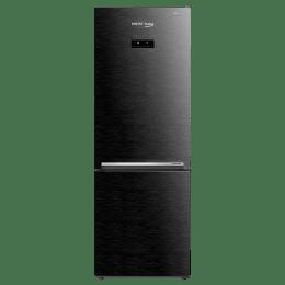 Voltas Beko 340 Litres Frost Free Inverter Double Door Refrigerator (StoreFresh+, RBM365DXBCF, Wooden Black)_1