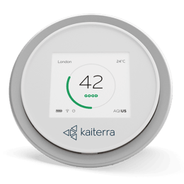 Kaiterra Laser Egg Air Quality Indicator (Wi-Fi Connectivity, LE000200A, White)_1