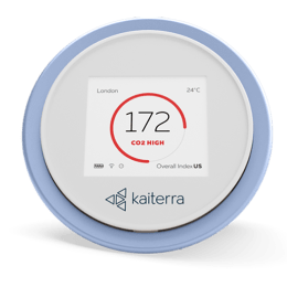 Kaiterra Laser Egg+ Air Quality Indicator (Wi-Fi Connectivity, LE000202A, White)_1