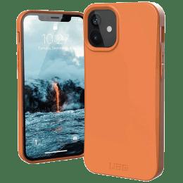 UAG Outback TPU Back Case For iPhone 12 Mini (Compact and Flexible, X0018RFKPH, Orange)_1