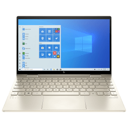 HP ENVY x360 Convert 13-bd0004TU (2E7P1PA#ACJ) Core i5 11th Gen Windows 10 Home 2-in-1 Laptop (8GB RAM, 512GB PCIe M.2 SSD, Intel Iris Xe Graphics, MS Office, 33.8cm, Pale Gold)_1