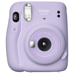 Fujifilm Instax Mini 11 Mega Pack Instant Camera Kit (Real Image View Finder, IC0118, Lilac Purple)_1