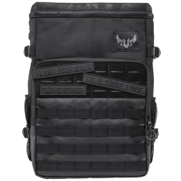 Asus TUF Gaming BP2700 18 Litres Polyester, PU, Nylon Laptop Backpack for 17 Inch Laptop (Scratch-Resistant, 90XB0620-BBP000, Black)_1