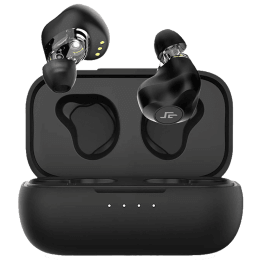 Crossbeats Evolve In-Ear Wireless Earbuds (Bluetooth, Voice Assistant, CB-EVOLVE-BLU, Blue)_1