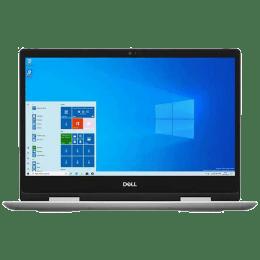 Dell Inspiron 5406 (D560368WIN9S) Core i5 11th Gen Windows 10 2-in-1 Laptop (8GB RAM, 512GB SSD, NVIDIA Geforce MX 330 + 2GB Graphics, MS Office, 35.56cm, Silver)_1