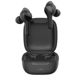 Crossbeats TORQ In-Ear Wireless Earbuds with 4 In-built Microphones (Bluetooth, CB-TORQ, Black)_1