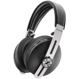 Sennheiser Momentum 3 Over-Ear Wireless Headphone with Mic (Bluetooth 5.0, Superior Sound, 508234, Black)_1