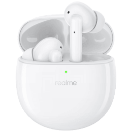 Realme Buds Air Pro In-Ear Truly Wireless Earbuds with Mic (Bluetooth 5.0, Active Noise Cancellation, RMA210, Soul White)_1