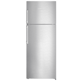 Liebherr 472 Litres 2 Star Frost Free Inverter Double Door Refrigerator (Duo Cooling Technology, TDss 4740, Stainless Steel)_1