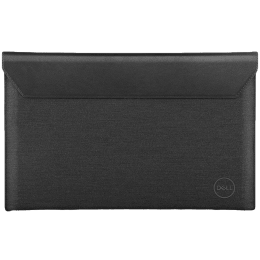 Dell Premier Leather Magnetic Snap, Heather Outer Sleeve for 13 Inch Laptops (Lightweight Construction, PE1320V, Black)_1