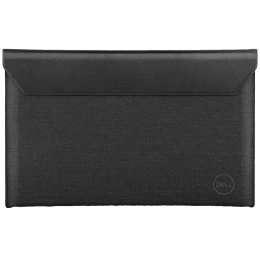 Dell Premier Leather Magnetic Snap, Heather Outer Sleeve for 14 Inch Laptops (Lightweight Construction, PE1420V, Black)_1