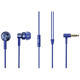 Xiaomi Redmi In-Ear Wired Earphone with Mic (In-Built HD Microphone, BHR4207IN, Blue)_1