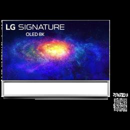 LG 223.52cm (88 Inch) Ultra HD 8K OLED Smart TV (Sculpture Design, OLED88ZXPTA, Black)_1
