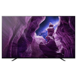 Sony 164cm (65 Inch) Ultra HD 4K OLED Android Smart TV (2.2 Channel Speaker, KD-65A8H, Black)_1