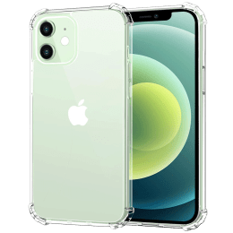 Inbase Ultra Clear TPU Shell Back Case For iPhone 12 Mini (Soft and Flexible, IB-827, Clear)_1