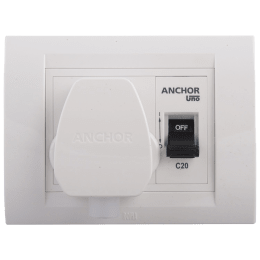 Anchor Uno Modular AC Box (98488, White)_1