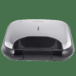 Usha 750 Watt 4 Slice Sandwich Toaster (ST 3772, Black)_1