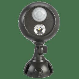 Mr. Beams Electric Powered 75 Watt Wireless Motion Sensor LED Spot Light (MB360, Black)_1