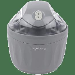 Lifelong 9.5 Watts Frozen Dessert Maker (LLICM05, Grey)_1